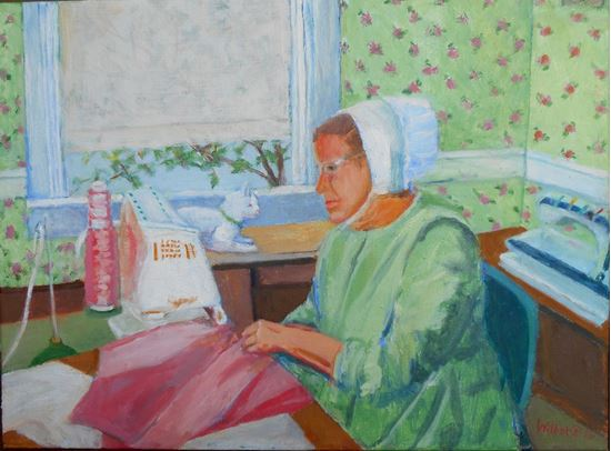 Picture of Sew Lady