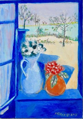 Picture of Matisse's Window at the Inn of the Mountain Gods