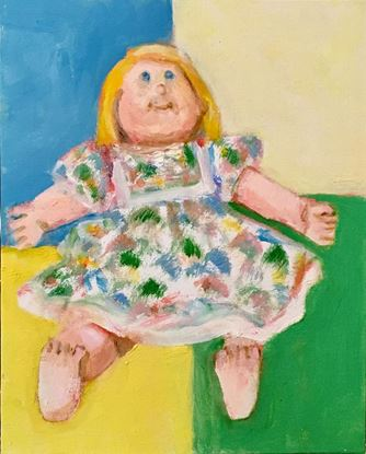 Picture of Cabbage Patch Doll for Andy