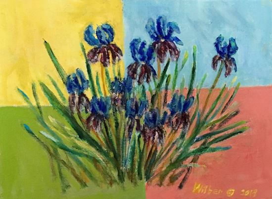 Picture of Iris for Andy